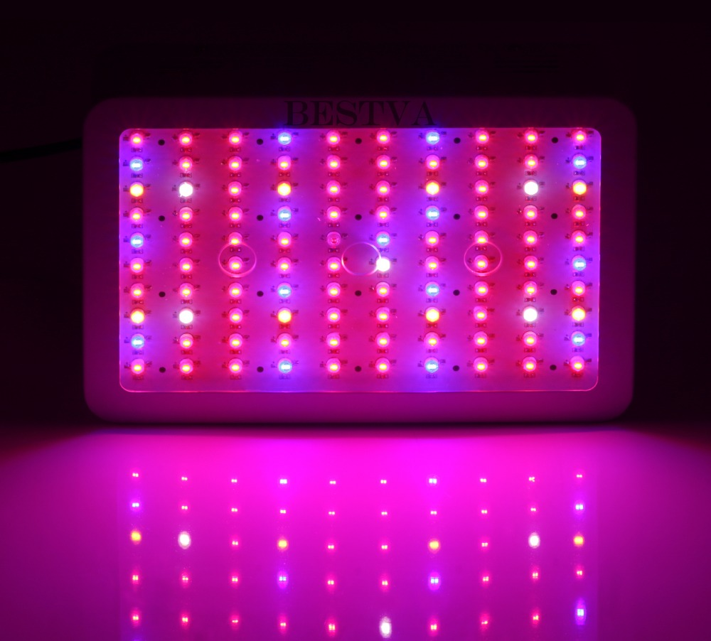 Image 2 - BestVA LED grow light 600W/1000W/1200W/1500W/2000W/3000W Full Spectrum for Indoor Greenhouse grow tent phyto lamp for plants-in Growing Lamps from Lights & Lighting