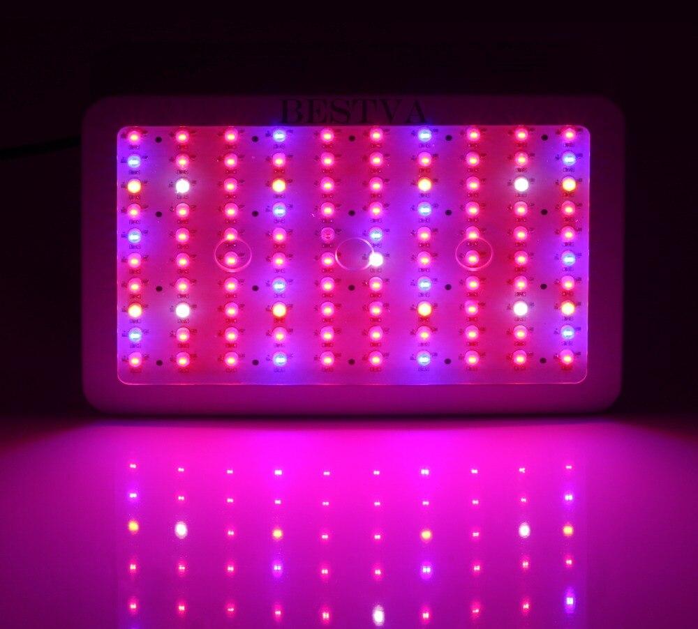 BestVA led élèvent la lumière 300/600/800/1000/1200/1500/1800/2000 W spectre complet pour L'intérieur serre tente de culture plantes poussent lumière led - 2