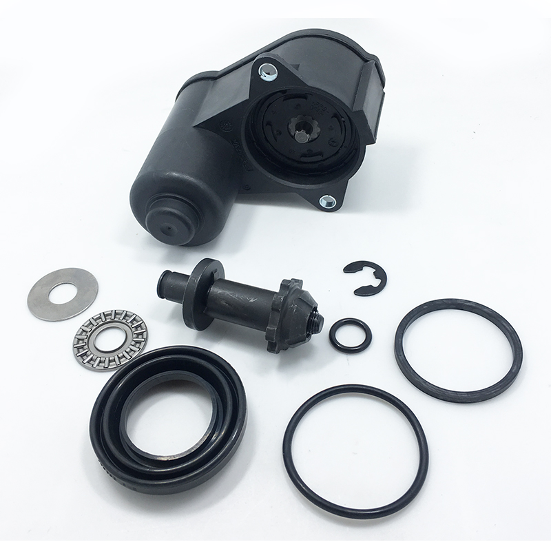 Repair-Package Brake for A6 C6 Q3/4f0998281b/4f0/.. Calipers Servo-Motor Teech 1set