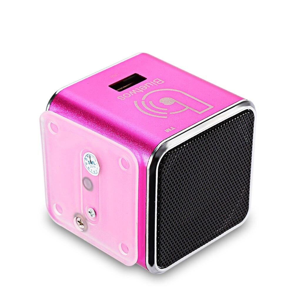 ssdfly TD-V26 radio FM mini zvučnik SD USB glazbeni reproduktor - Prijenosni audio i video - Foto 3