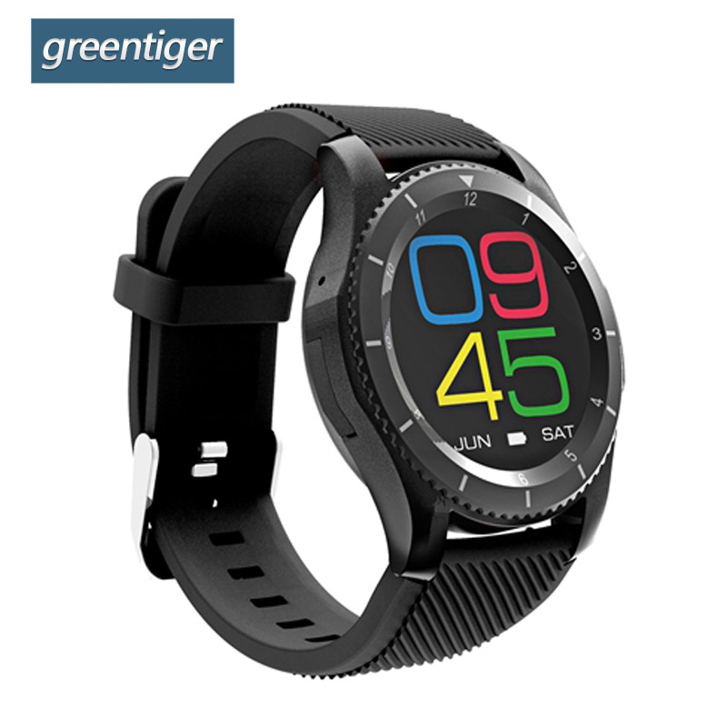Greentiger G8 Smart Watch Men Women Bluetooth 4 0 Call Message Reminder Heart Rate Monitor Smartwatch