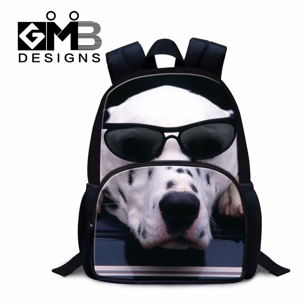 2455ad749b41 ... Day Pack for Children · Mini Animal backpacks for kids Personalized Dog  Back packs for Kindergarten Girls Clear Bookbags for Little