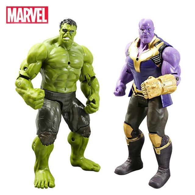16 cm Brinquedo Vingadores Thanos Maravilha Spiderman Hulk Homem De Ferro Capitão América Thor homem Formiga Action Figure Modelo Brinquedos Bonecas para As Crianças