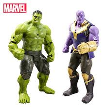 16cm Marvel Avengers zabawki Thanos Spiderman Hulk Iron Man kapitan ameryka Thor Ant man zabawki figurki akcji lalki dla dzieci tanie tanio Disney Model Żołnierz gotowy produkt Wyroby gotowe Unisex 18 cm Not suit for children under 3 years old 16cm-18cm 1 60
