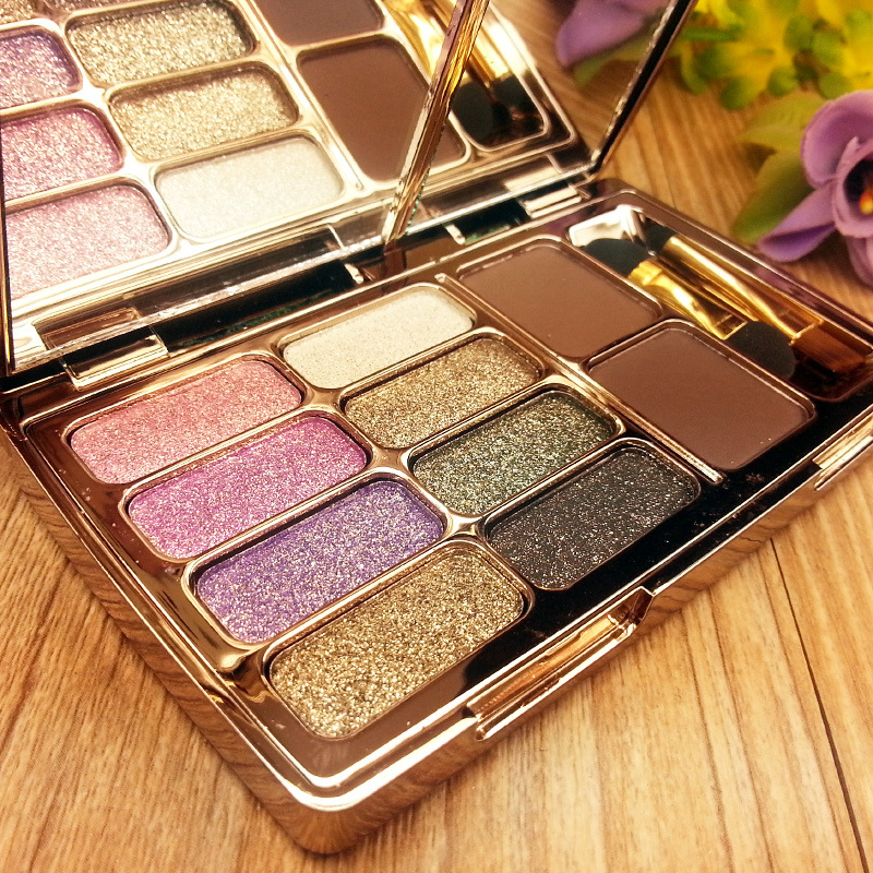Beauty Essentials Eye Shadow Shiny Eyeshadow Makeup Naked Palette Natura Easy To Wear Brighten Cosmetics Beauty Tools Portable Palette Maquillage