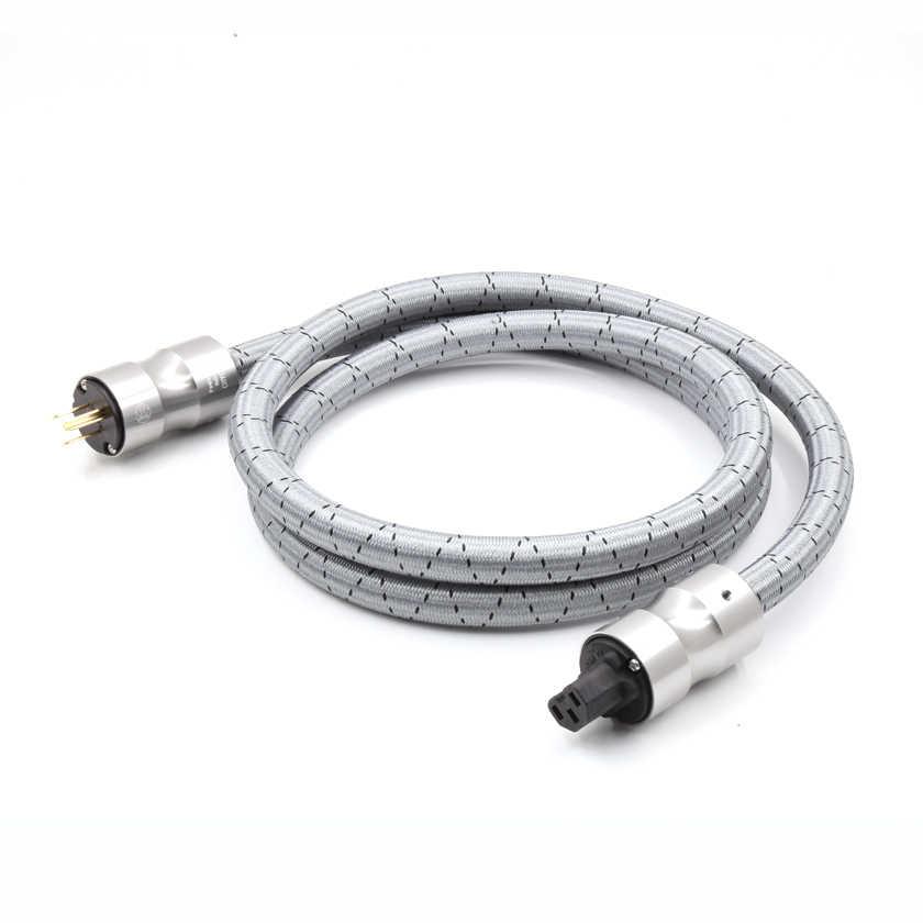 JP KRELL CRYO-156 US AC สายไฟสายไฟ HIFI อเมริกันมาตรฐาน Audio CD เครื่องขยายเสียง AMP US สายไฟ EU US Plug Power