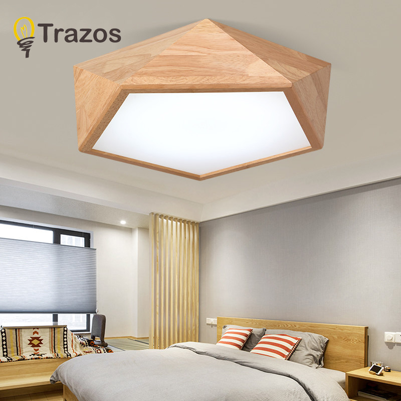 On Sale TRAZOS 2018 New Design Modern Led Ceiling Lights With Square ...
