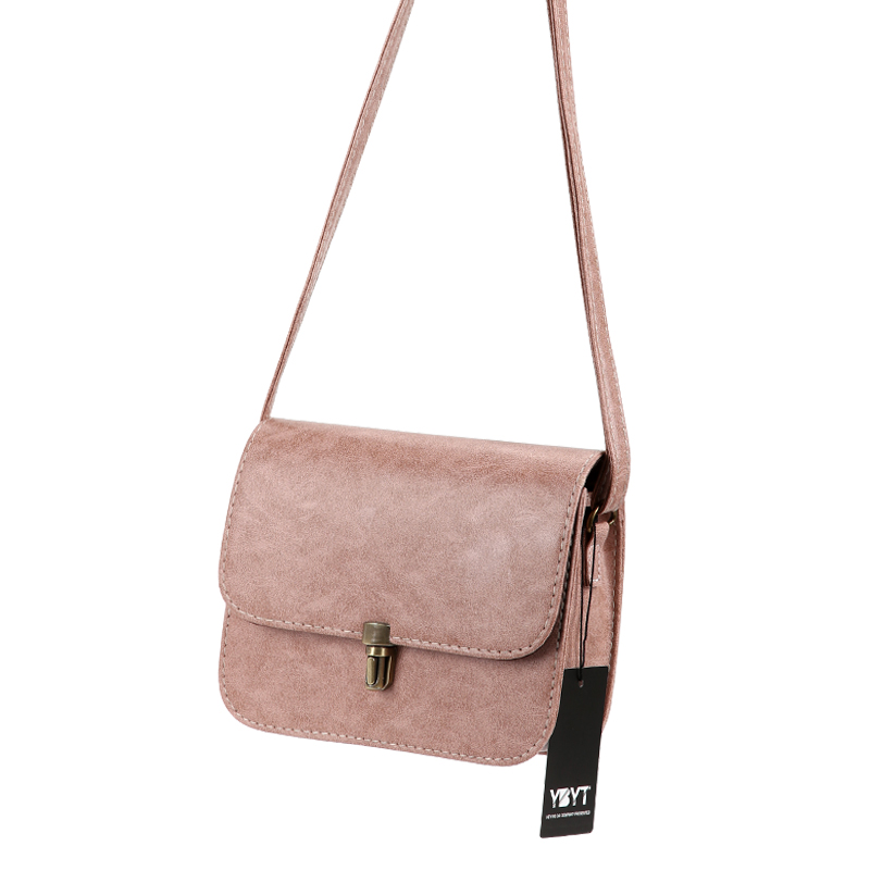 YBYT бренді 2018 жаңа флэш PU былғары - Сөмкелер - фото 3
