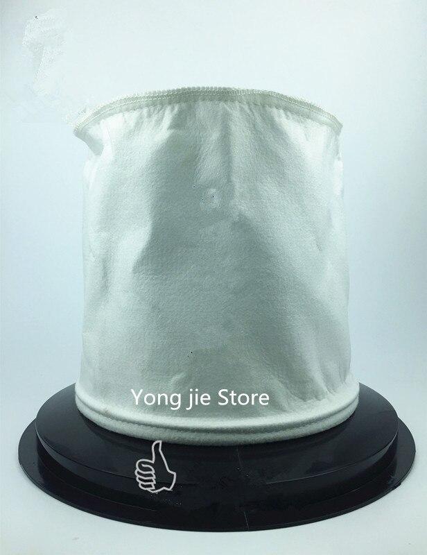 Alta qualidade 30L saco de pó aspirador de pó filtro fator de potência saver Proteger o motor de separação sujeira