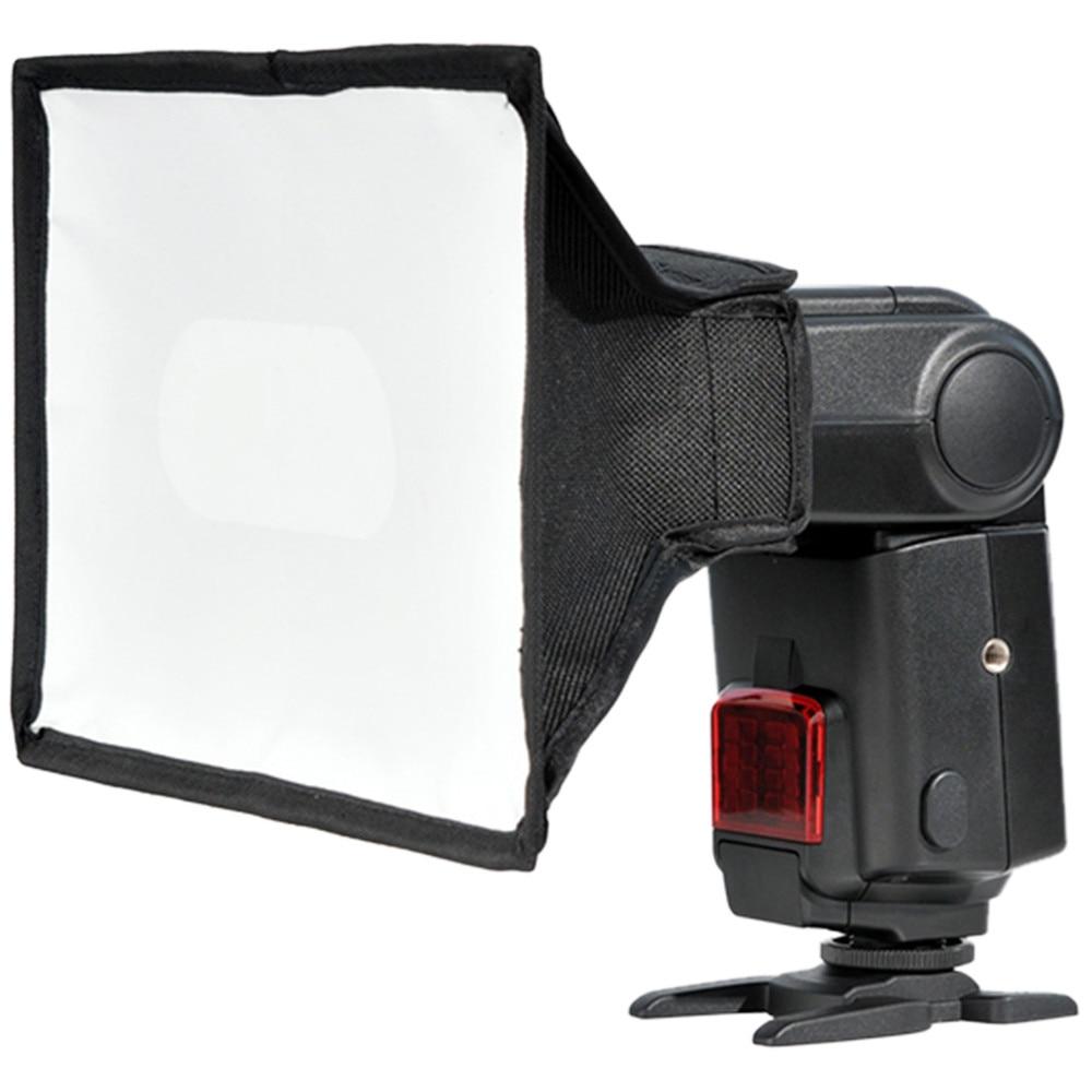 GODOX Roof Flashing Light Diffusers Softbox Folding Machine Type Dome Light  Softbox Box 35 * 45 Universal Camera Speedlite Drop