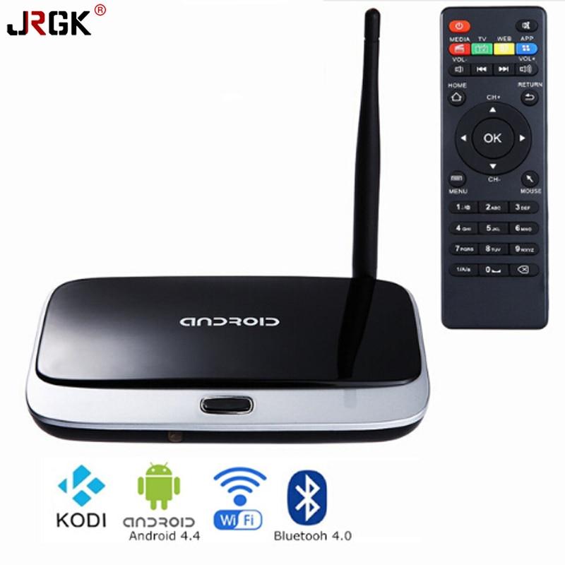 Q7 CS918 Android 4.4 TV Box Full HD 1080 P RK3128 Quad Core Media Player 2 GB/8