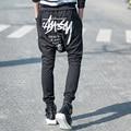 Mens Sweatpants New Arrival Fashion Drop Crotch Pants Men Harem Pants Pants Man Hip Hop Trousers Skull