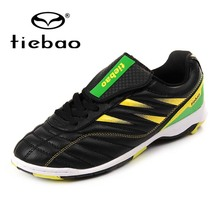 Tiebao Professional Outdoor Football Boots Athletic Training Soccer Sh