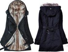 Теплая Куртка Из Искусственного Меха Гуд Пальто Пальто Куртки Зимы Женщин