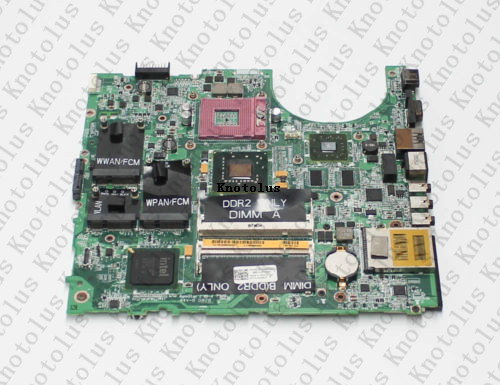 0H281K CN-0H281K for dell 1535 laptop motherboard ddr2 Free Shipping 100% test ok la 5972p for lenovo ideapad g555 laptop motherboard ddr2 free shipping 100% test ok
