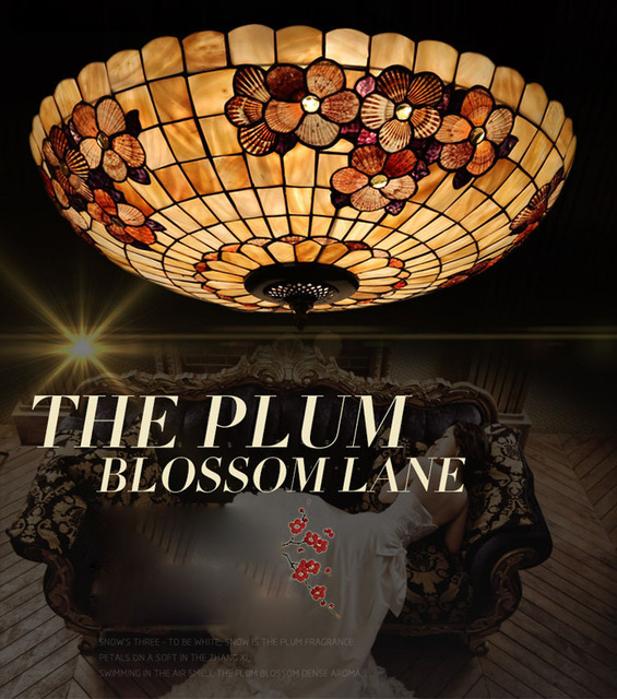 mediterranean style lighting. Tiffany Mediterranean Style Pastoral Round Natural Shell Ceiling Lights Lustres Night Light E27 Led Seashell Lamp Lighting T