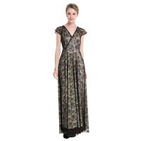 Original Design Spring Autumn Women High End Perspective Lace Dresses Vintage Summer Hook Flowers Hollow Robes