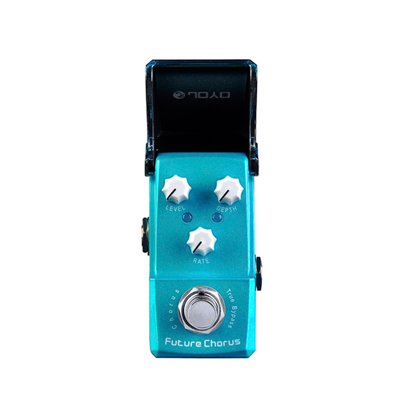 New Joyo Ironman Series JF-316 Future chorus(Chorus) Mini Smart Effect Pedal free shipping free the power supply new lp2k series contactor lp2k06015 lp2k06015md lp2 k06015md 220v dc