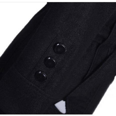 2017 New Women Trench Wool Coat Winter Slim Double Breasted Overcoat Winter Coats Women Long Outerwear for Women Winter Coat
