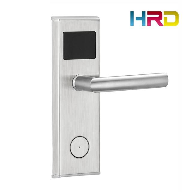hotel door lock types. Hotel Guest Room Door Lock Type T57 Frequency 125KHz Optional 13.56MHz Panel Material Stainless Steel Types