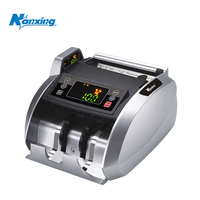 Money Detector Bill Counter Cash Money Machine Memorizing Automatic Counting Banknotes Magnifier Counterfeit Detector NX 930B
