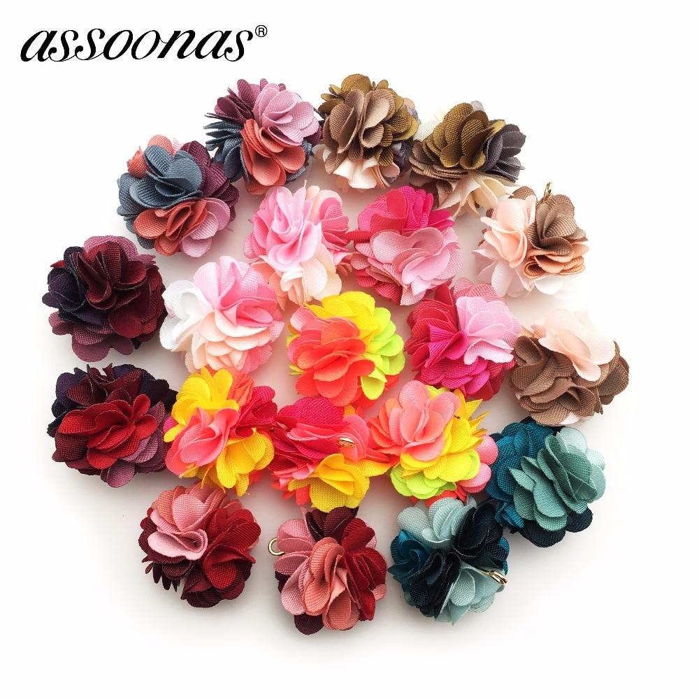 Assoonas L184,2.5cm,tassel,jewelry Accessories,fabric Tassel,accessories Parts,jewelry Making,diy Earrings Pendants,10pcs/lot