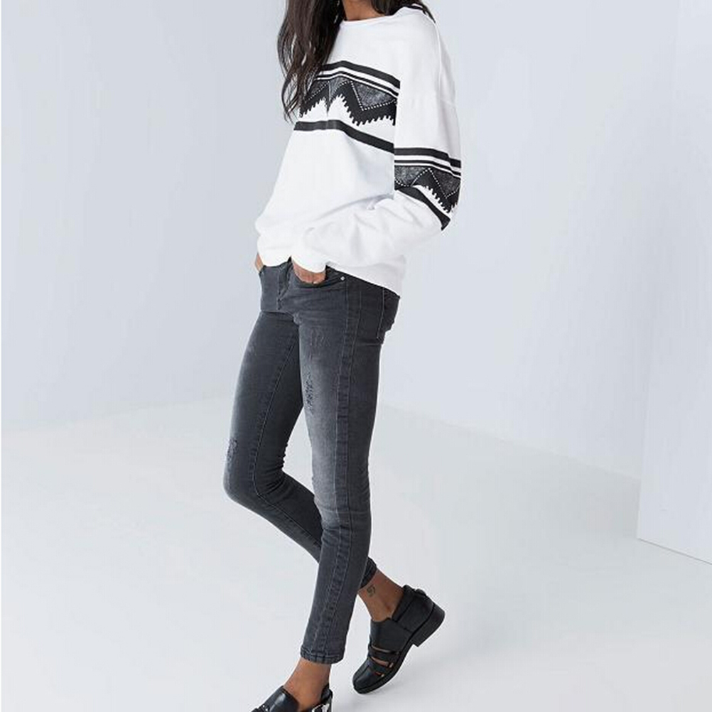 Fashion O-Neck Women Clothing Casual Pullover Ladies Long Sleeve Tops Shirt knitted Female Warm Tops Hot Sale