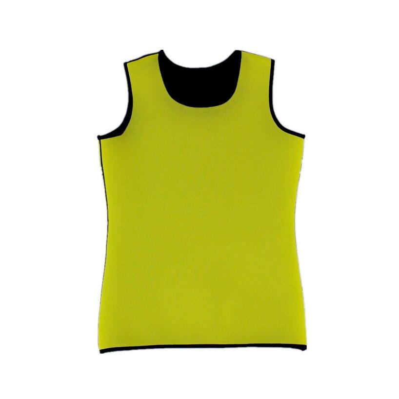 27c8fc44615 Slimming male Vest body Shaper Men T shirt sweat suits waist Belt Waist  Trainer Shapers shapewear Control Pants Sauna Corset-in Shapers from  Underwear ...