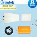 2 G Mobile Booster de señal GSM 900 del teléfono móvil repetidor de señal GSM 900 mhz amplificador celular repetidores con antenas