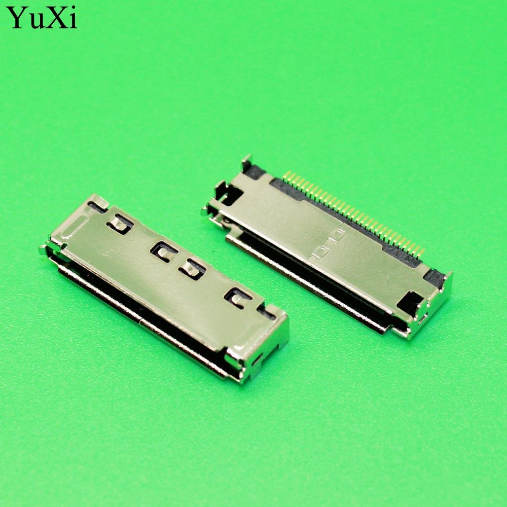 YuXi Micro Usb Charge Port Jack Dock Socket Plug For Samsung Galaxy TAB 2 P1000 P3100 P3110 P3108 P6200 P6210 Charging Connector