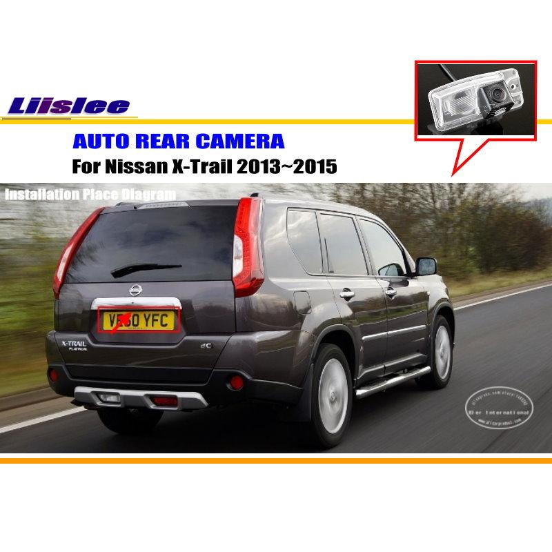US $16.71 35% OFF|Liislee For Nissan X Trail 2013~2015 RearView Camera on