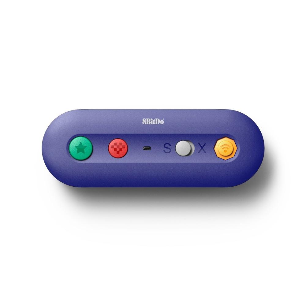 8 bitDo GBros Wireless Adapter für NES SNES SF-C Classic Edition Wii Classic für Nintendo Schalter Gamecube