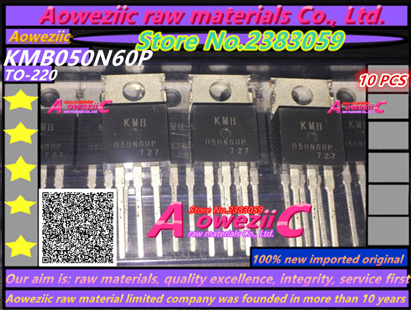 Aoweziic 100% New Imported Original KMB050N60P 050N60P TO-220 FET 50A 60V
