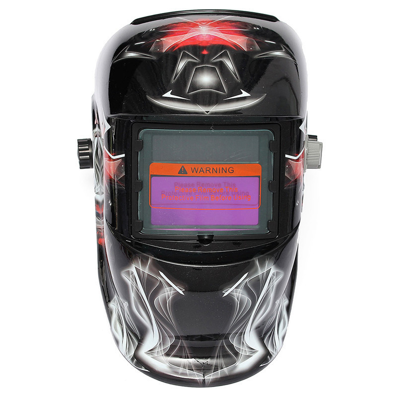 Best Price New Pro Solar Auto Darkening Welding Helmet Cap Arc Tig