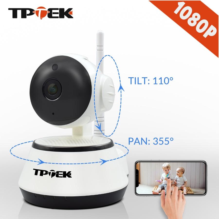 1080 P 2MP IP WIFI caméra Wi-Fi sécurité à domicile sans fil IP caméra PTZ CCTV réseau caméra Surveillance Camara WiFi bébé moniteur