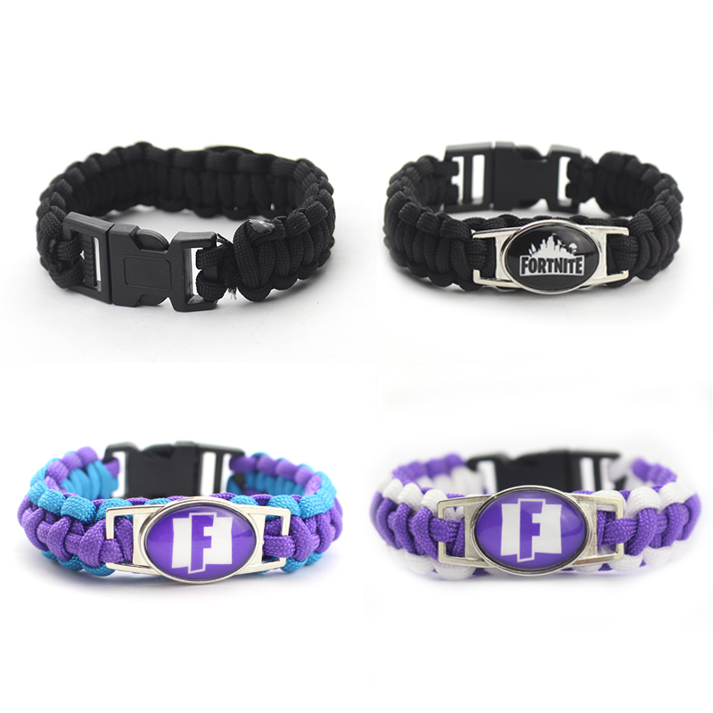 Game Fortnite Bracelet Alloy Logo Punk M