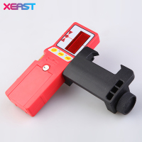 Outdoor Receiver For Laser Level And 635nm Self Leveling 5 Lines Level With Precision Detect Rotary