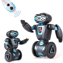 Remote Control Intelligent Humanoid Robot Sensing Programming Dancing Balancing Robot Toys For Children Boys Gift Electronic Toy(China)