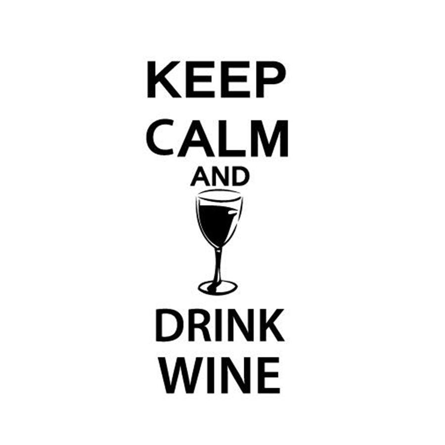 Free shipping Bar pub home wine wall art decor, Keep Calm