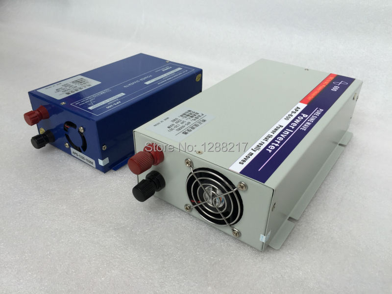free shipping   600w pure sine wave inverter grid off