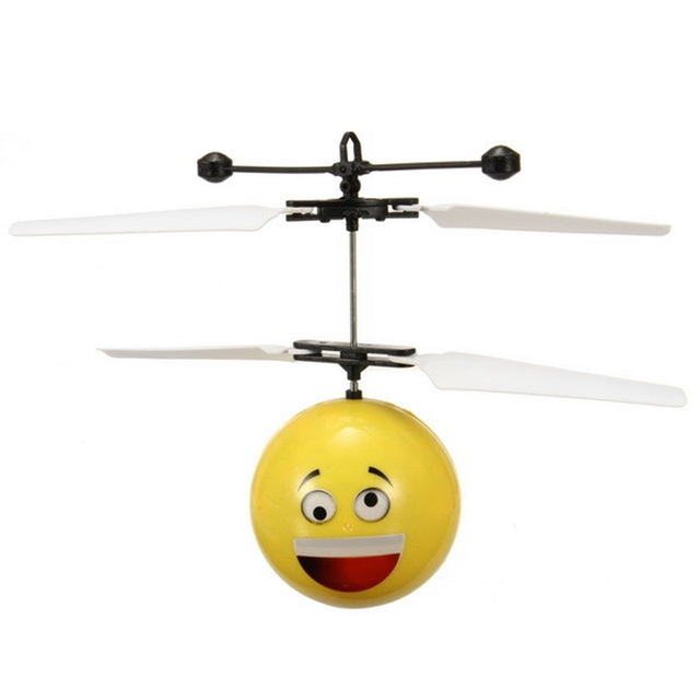 Mini Drone Hand Induction Flying Ball Facial Expression Toy Funny RC Helicopter Aircraft For Kid Toys Present Gift Flying Toys-in RC Helicopters from Toys & Hobbies on Aliexpress.com | Alibaba Group