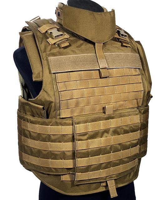 Cheap  In stock FLYYE genuine MOLLE   MTV Vest  Military Tactical Vest VT-M018