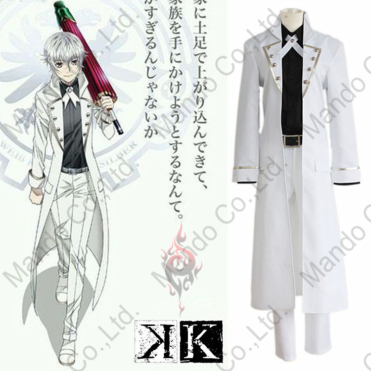 Anime K RETURN OF KINGS Isana Yashiro Cosplay Costumes Halloween clothes Masquerade Mardi Gras Carnival costumes