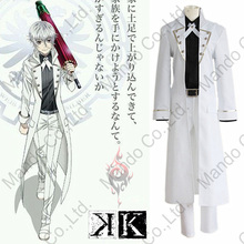 Anime Okay RETURN OF KINGS Isana Yashiro Cosplay Costumes Halloween garments Masquerade Mardi Gras Carnival costumes 5pcs Go well with set