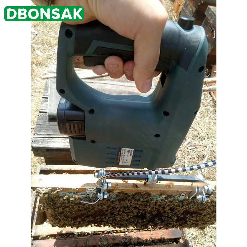 Image 5 - 1 Pcs Wireless Electric Vibrating Bee Machine Nest Frame Bee with Bee Machine Shake Honey Machine Bee Beehive Special Tools-in Beekeeping Tools from Home & Garden