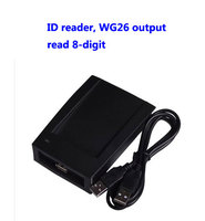 RFID okuyucu  USB masa üstü kart dağıtıcı  USB EM kart okuyucu  Okuma 8-digit  WG26 format çıkışı  sn: 09C-EM-26  min: 5 adet
