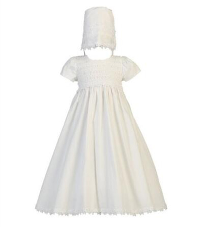 f4e01804bb Vestidos Toddler Baptism Gown Baby Girl Christening Dress 0-24month  White Ivory Baby Boy Robe Free Shipping