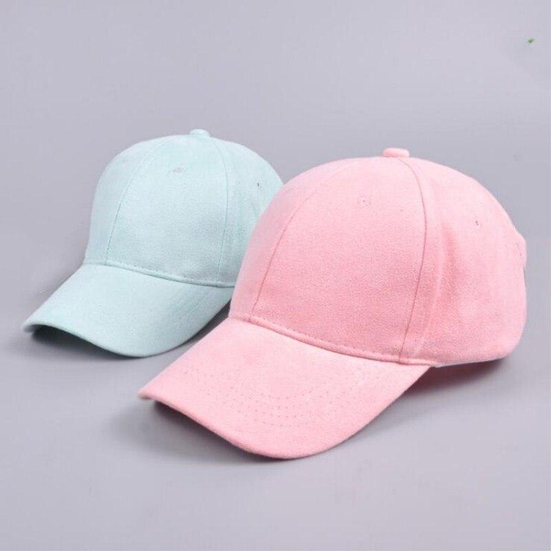 oZyc Brand   baseball     caps   women street hat hip hop hats Suede hats for ladies black gray   baseball     cap   11colors