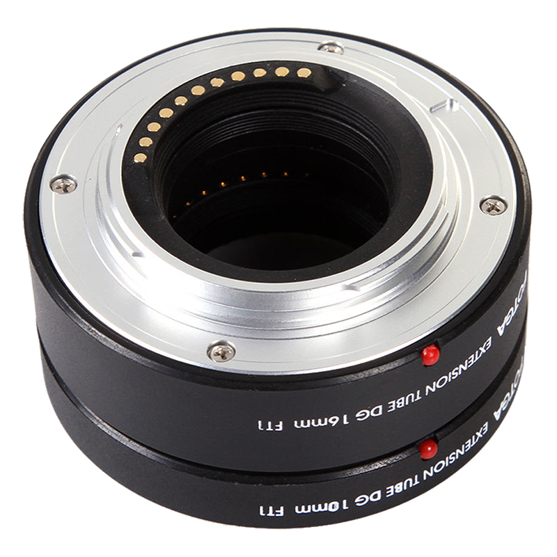 Automatic Macro Extension Tube Ring for Olympus Panasonic four thirds Micro M4 3