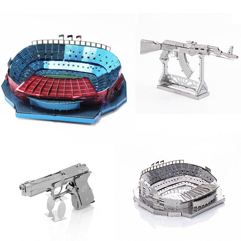 3D Metal Puzzle მაღალი ხარისხის - ფაზლები - ფოტო 1